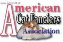 :  > ACFA (American Cat Fanciers Association)